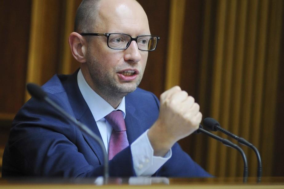 «La loi sur les sanctions a été adoptée.... (Photo ANDREW KRAVCHENKO, AFP)