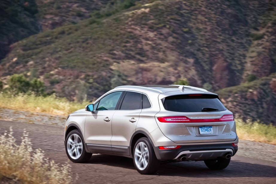 Lincoln MKC (Photo fournie par Lincoln)
