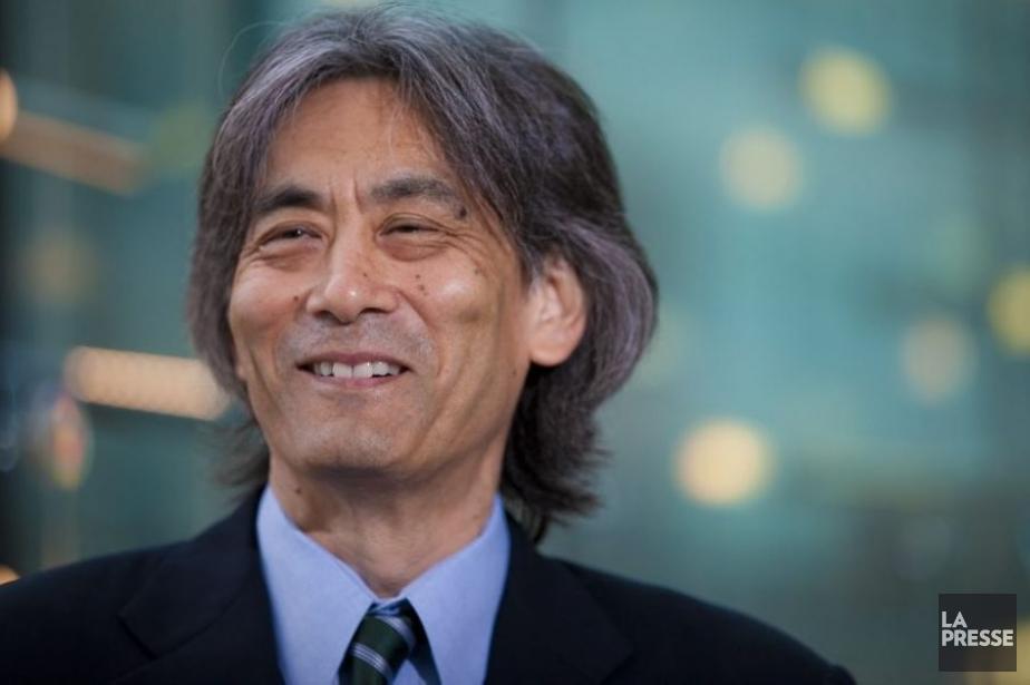 Kent Nagano... (Photo: André Pichette, La Presse)