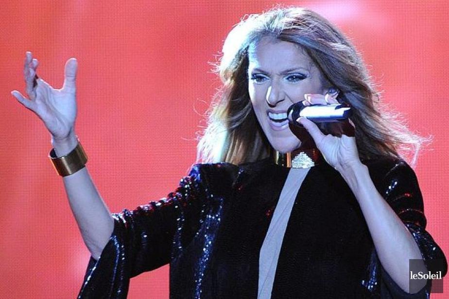 Céline Dion présentera... (PHOTO JEAN-MARIE VILLENEUVE, ARCHIVES LE SOLEIL)