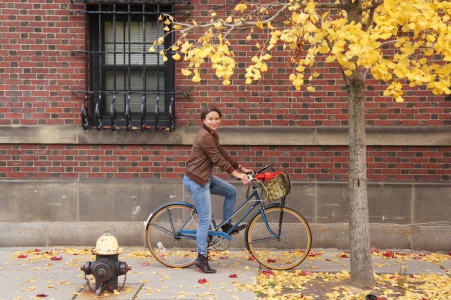 La blogueuse Mathilde Piton a de bonnes suggestions pour les gens qui visitent Boston. (Photo fournie  par Mathilde Piton)