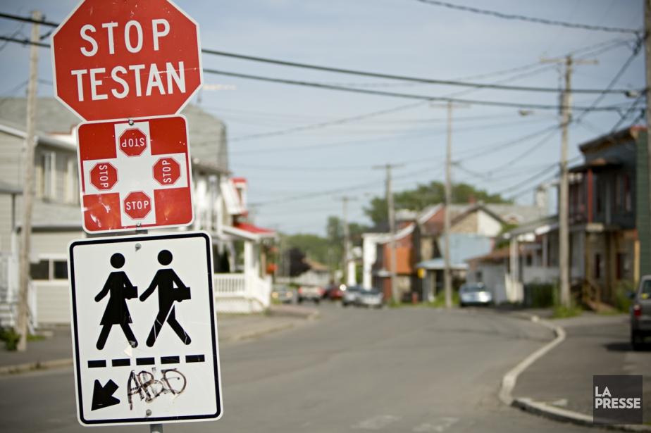 En 2010, des lettres d'éviction avaient été envoyées... (PHOTO DAVID BOILY, ARCHIVES LA PRESSE)