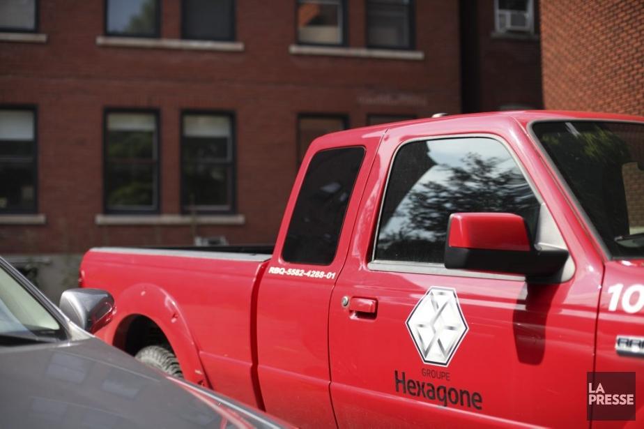 Hexagone a fait parler d'elle tout l'été. En... (PHOTO SARAH MONGEAU-BIRKETT, LA PRESSE)