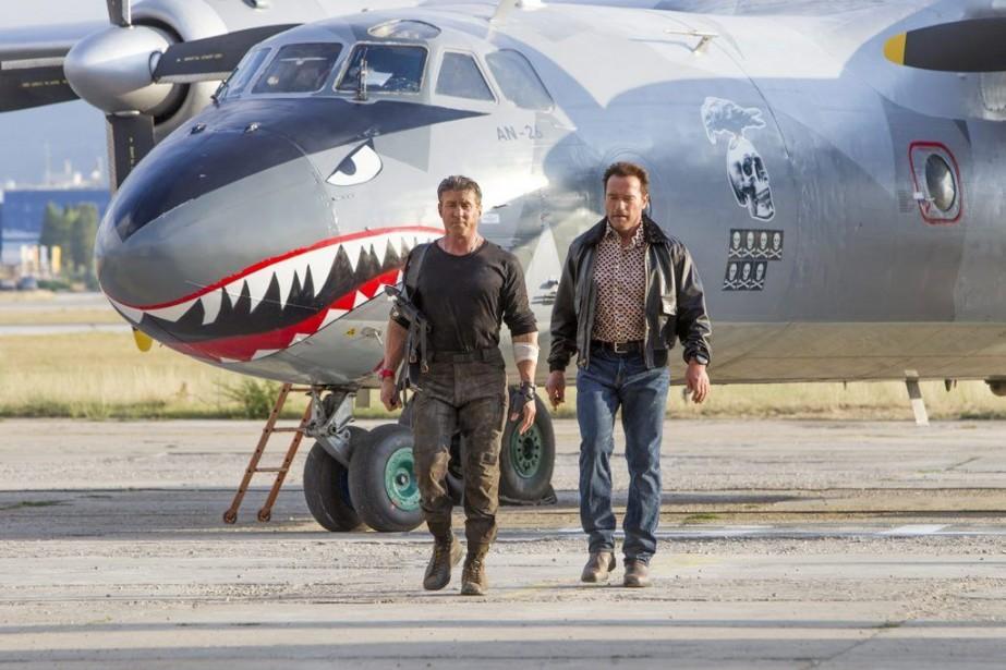 Sylvester Stallone reprendra le rôle de Barney Ross... (Photo: fournie par Lionsgate)