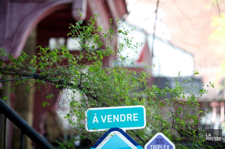 Les ventes résidentielles... (PHOTO SARAH MONGEAU-BIRKETT, ARCHIVES LA PRESSE)