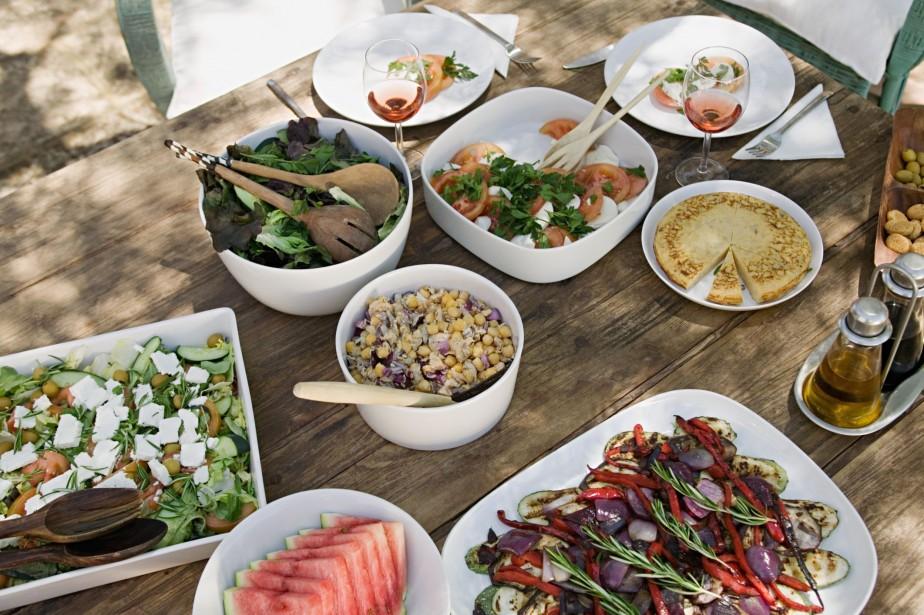 C'est dimanche que se déroule le Restaurant Day.... (Photo Digital/Thinkstock)
