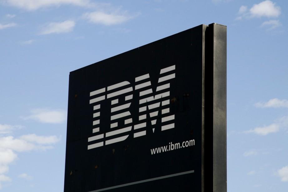 IBM est l'un des derniers grands du secteur... (PHOTO RICK WILKING, ARCHIVES REUTERS)
