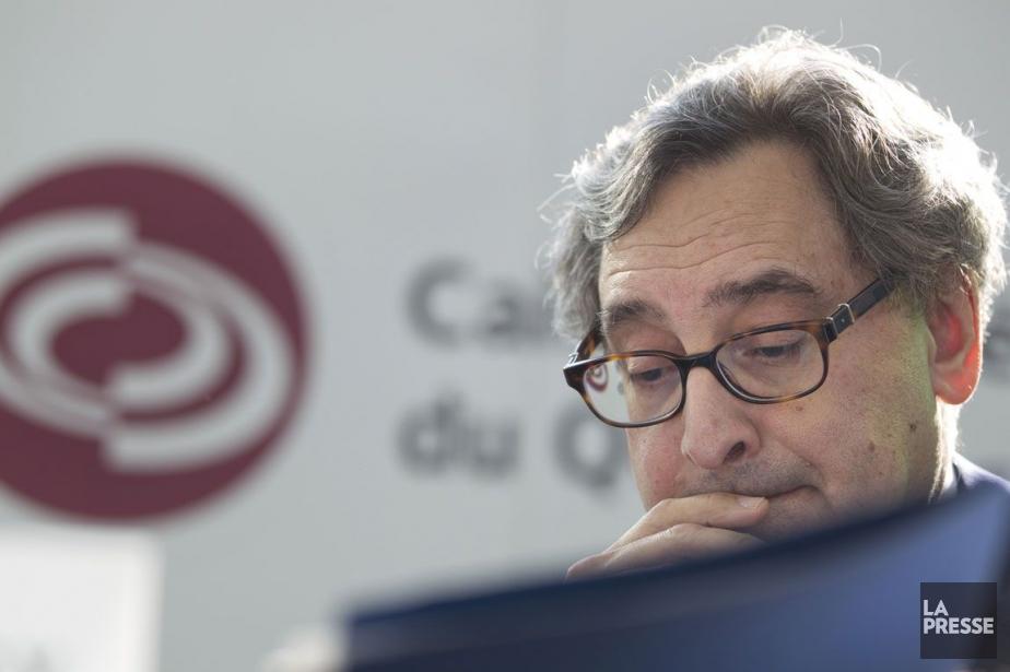 Selon nos informations, Michael Sabia, président de La... (Photo Ivanoh Demers, Archives La Presse)