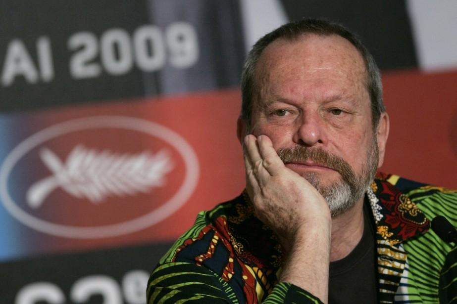 Il semblerait que Terry Gilliam ait finalement... (PHOTO Francois Mori, AP)