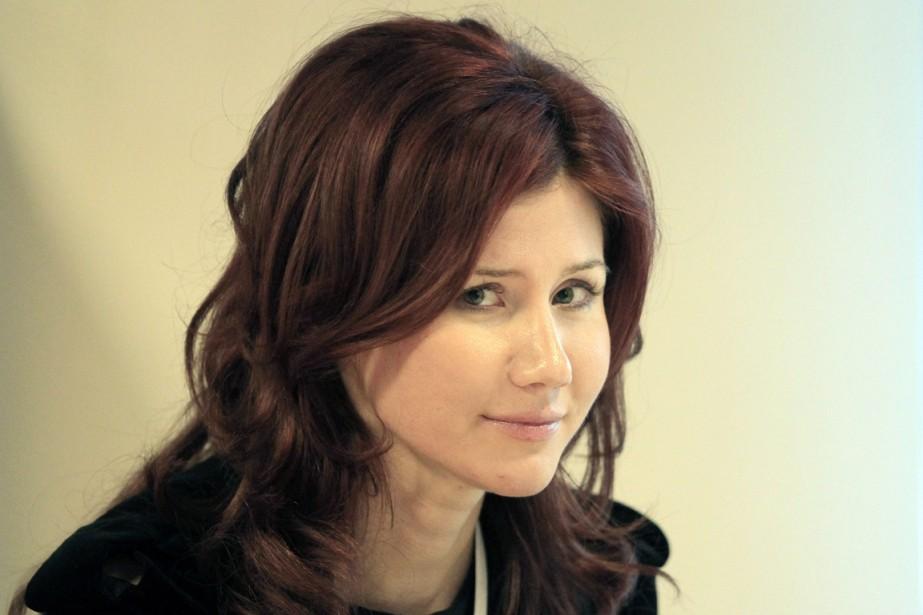 En 2010, dix agents secrets russes, dont Anna... (PHOTO SERGEI KARPUKHIN, archives AFP)
