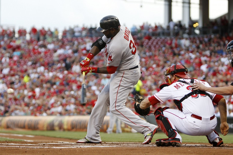 David Ortiz... (Photo Frank Victores, USA Today)