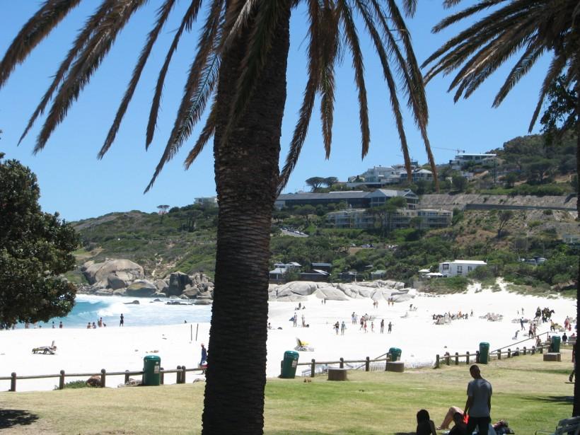 Le littoral du Cap et ses plages. (Photo Sylvie St-Jacques, La Presse)