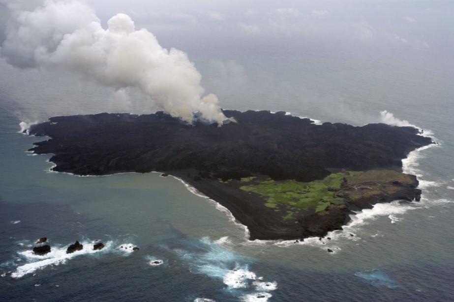 Cette île, située dans le Pacifique à un... (Photo AFP)