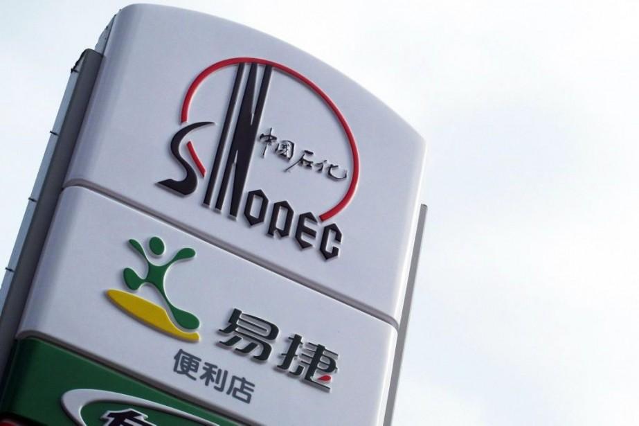 La société d'État Sinopec prévoit vendre 30% de... (PHOTO REUTERS)