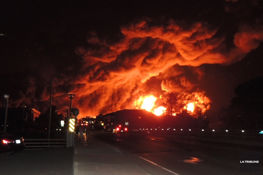 La tragédie ferroviaire de Lac-Mégantic a causé la... (Photo Archives La Tribune)