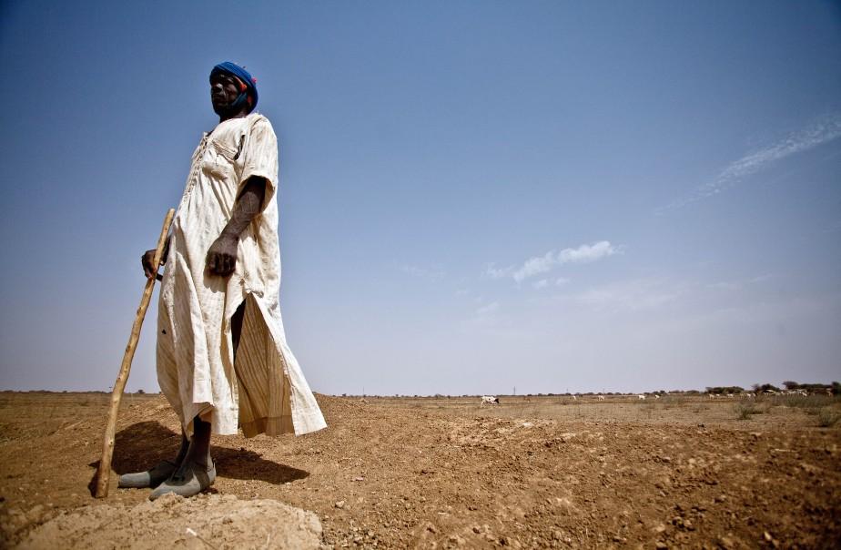 Le déficit pluviométrique au Sahel pourrait avoir de... (Photo Pablo Tosco, AFP)