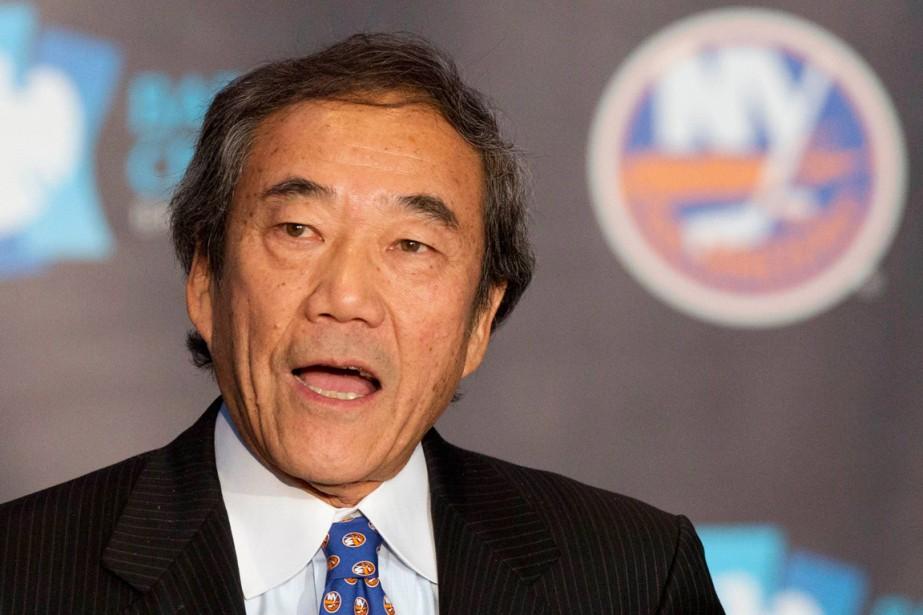 Le propriétaire des Islanders de New York, Charles... (Photo Andrew Kelly, archives Reuters)