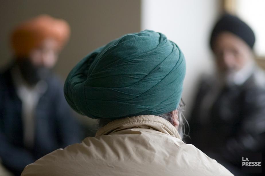 L'Association canadienne sikhe s'est dite déçue de la... (PHOTO FRANÇOIS ROY, ARCHIVES LA PRESSE)
