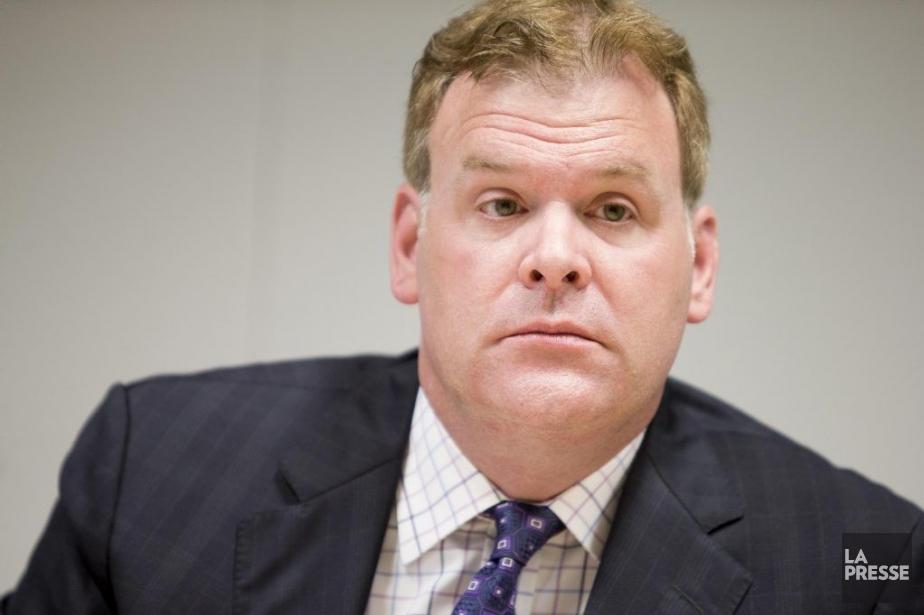 John Baird, ministre canadien des Affaires étrangères.... (Photo: Alain Roberge, La Presse)