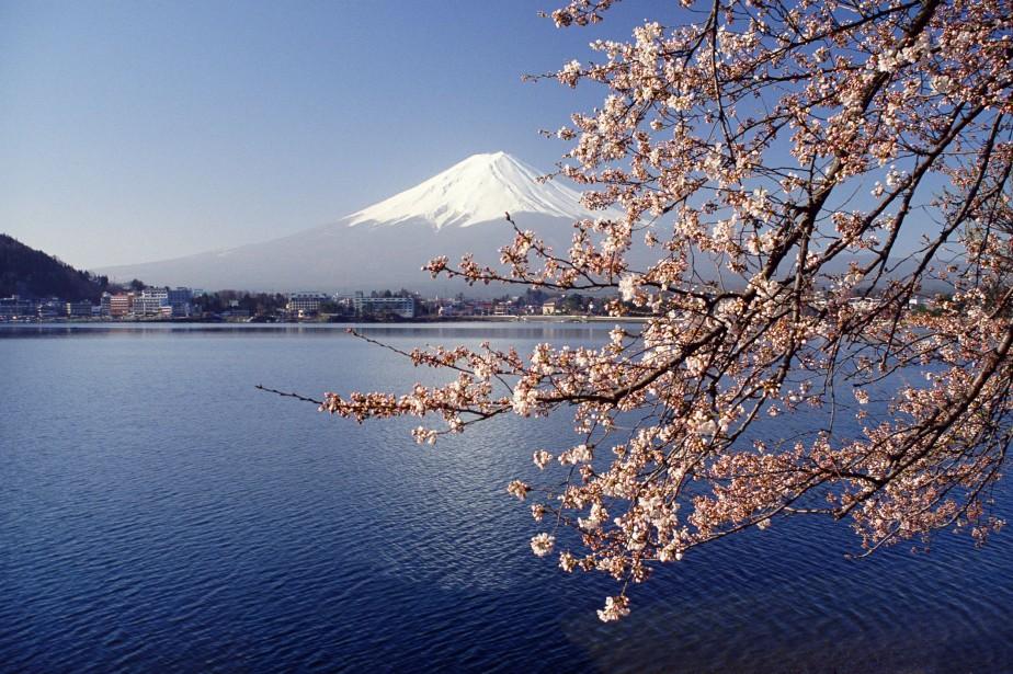 Mont Fuji... (Photo Digital/Thinkstock)