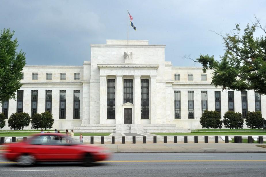 L'activité économique aux États-Unis a... (PHOTO KAREN BLEIER, ARCHIVES AFP)