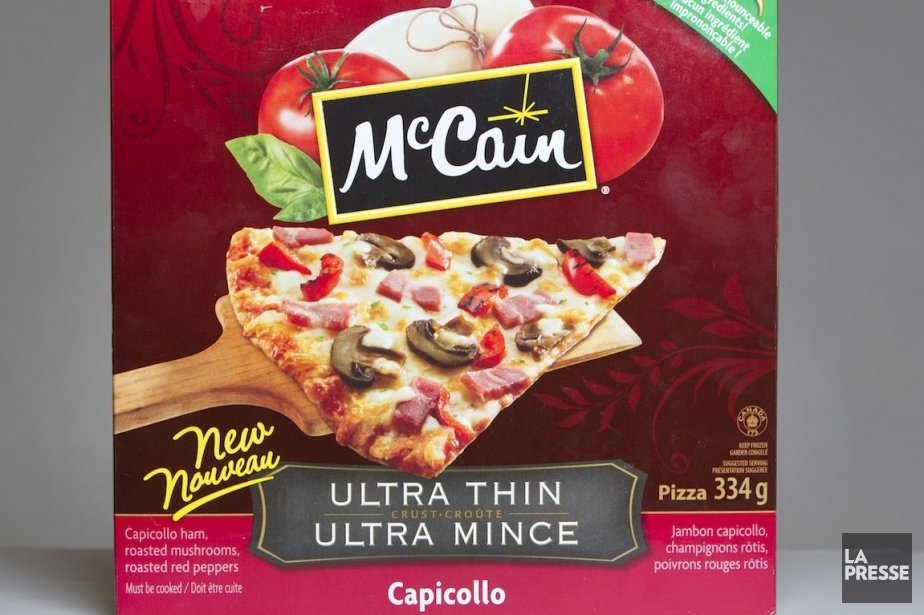 Selon McCain, le secteur de la pizza ne... (Photo Robert Skinner, Archives La Presse)