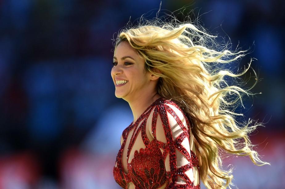 Loca, un «hit» de la chanteuse colombienne... (Photo PEDRO UGARTE, AFP)