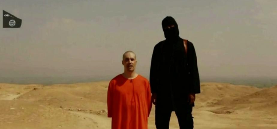 L'exécution du journaliste James Foley a été filmée... (Photo fournie par Reuters)