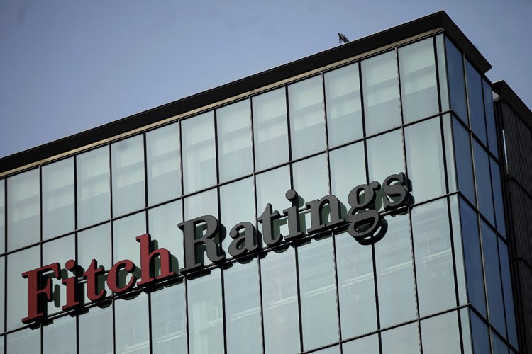 Fitch Ratings a maintenu la cote de crédit AAA du Canada,... (Photo: Bloomberg)