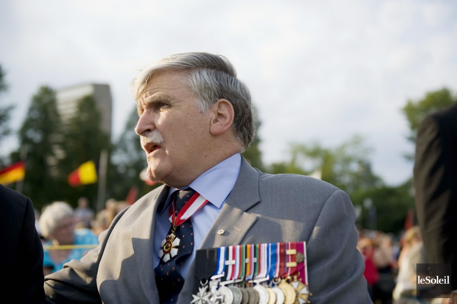 Le lieutenant-général Roméo Dallaire a dénoncé cette semaine... (PHOTO STEVE DESCHESNES, ARCHIVES LE SOLEIL)