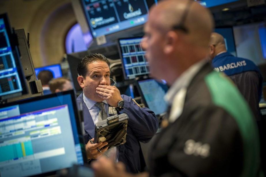 Les indices «sont prêts à accroître leurs gains... (PHOTO BRENDAN MCDERMID, REUTERS)