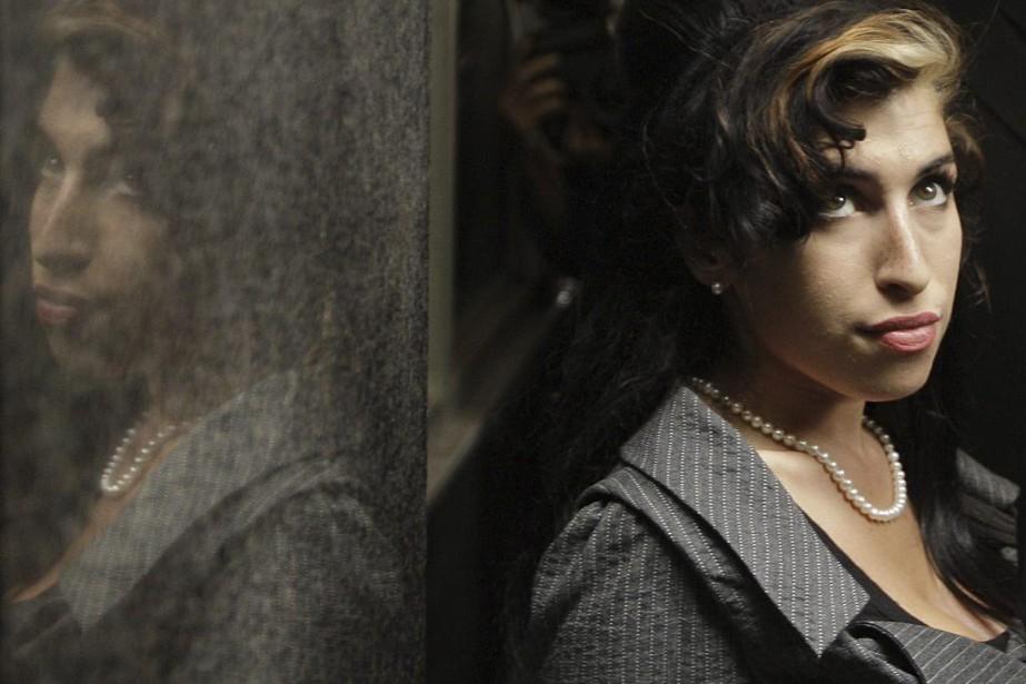 Amy Winehouse... (Photo: archives AFP)