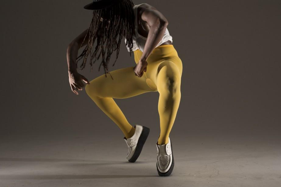 Créé au festival TransAmériques en 2013, Yellow Towel... (Photo: fournie par la Compagnie Daniel Léveillé Danse)
