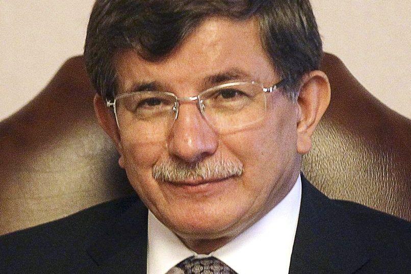 M. Davutoglu doit officiellement prendre les rênes de... (Photo AFP)