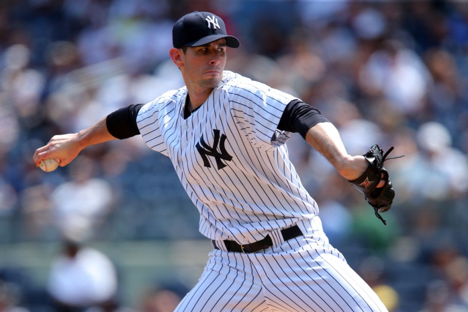 Brandon McCarthy... (Photo Brad Penner, USA Today)