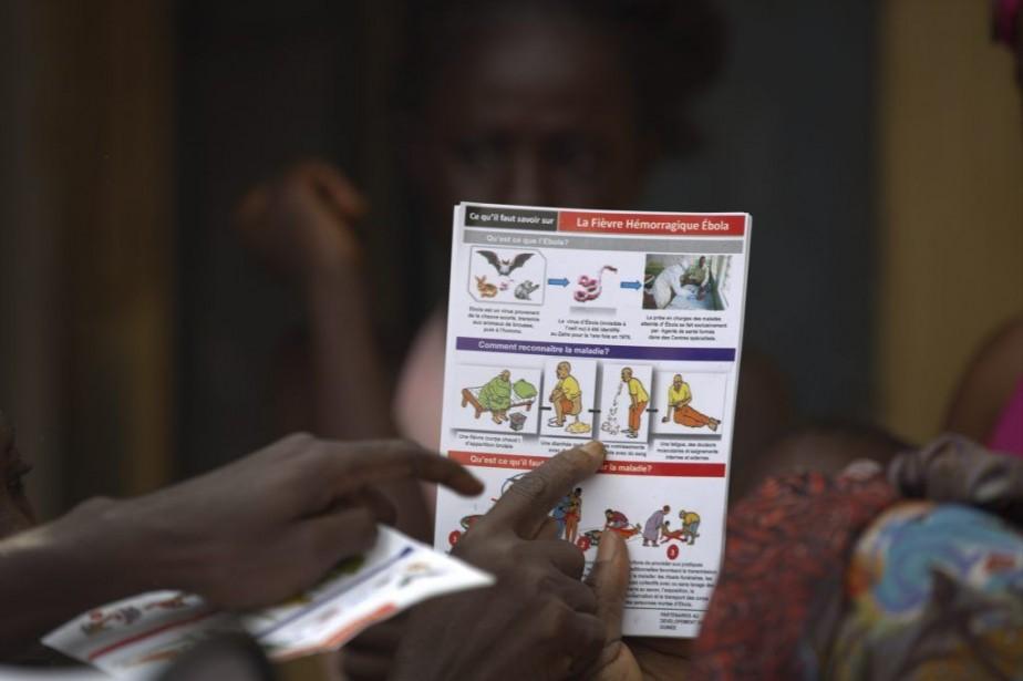 Le virus d'Ebola a été découvert pour la... (Photo Timothy La Rose, REUTERS/UNICEF)