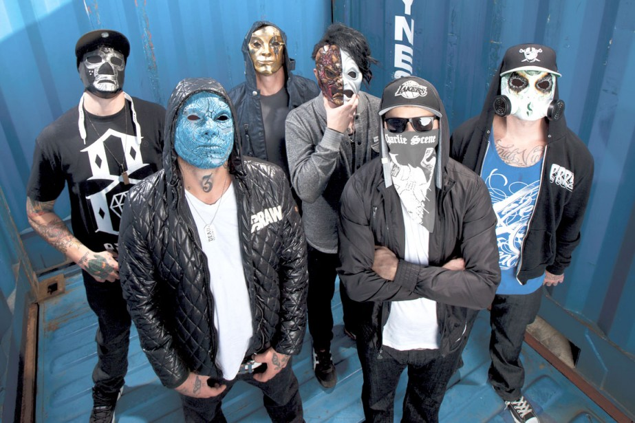 Hollywood Undead Unmasked Danny
