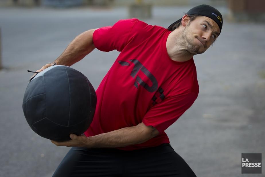 Kris Letang ne ménage pas les efforts en... (Photo André Pichette, La Presse)
