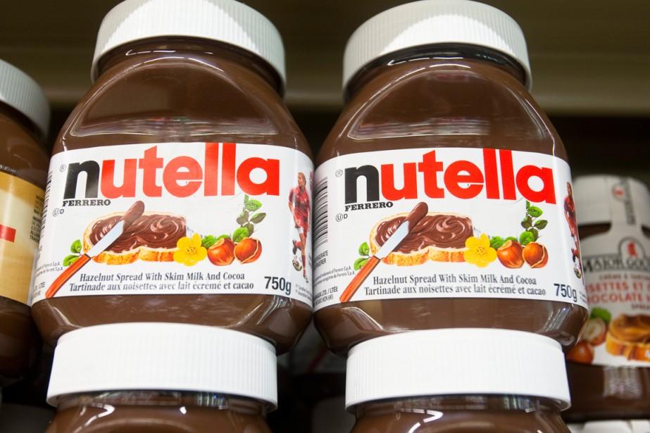 Nutella devrait être l'une des principales victimes de... (PHOTO ARCHIVES PC)