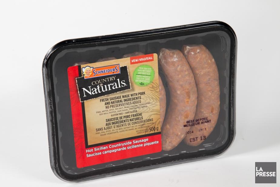 Il est vrai que ces saucisses piquantes sont... (Photo David Boily, La Presse)