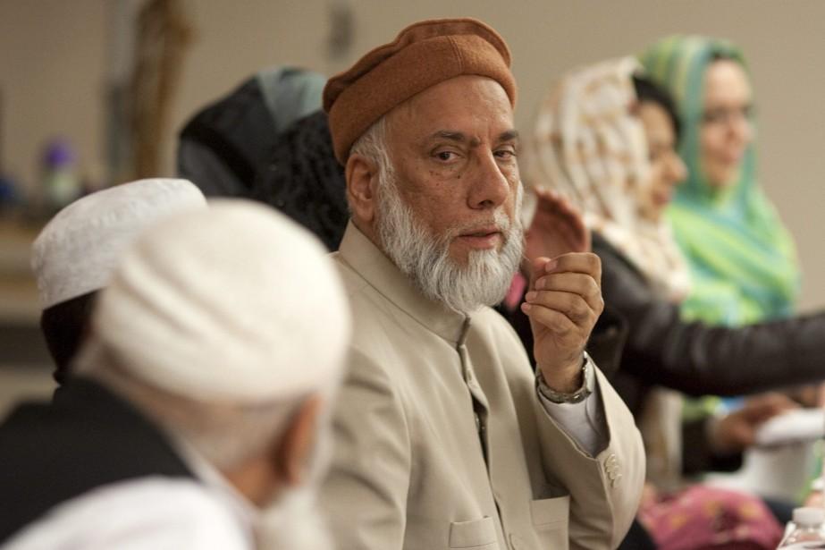 Syed Soharwardy, fondateur du Conseil Suprême Islamique du... (Photo Chris Young, Archives La Presse canadienne)