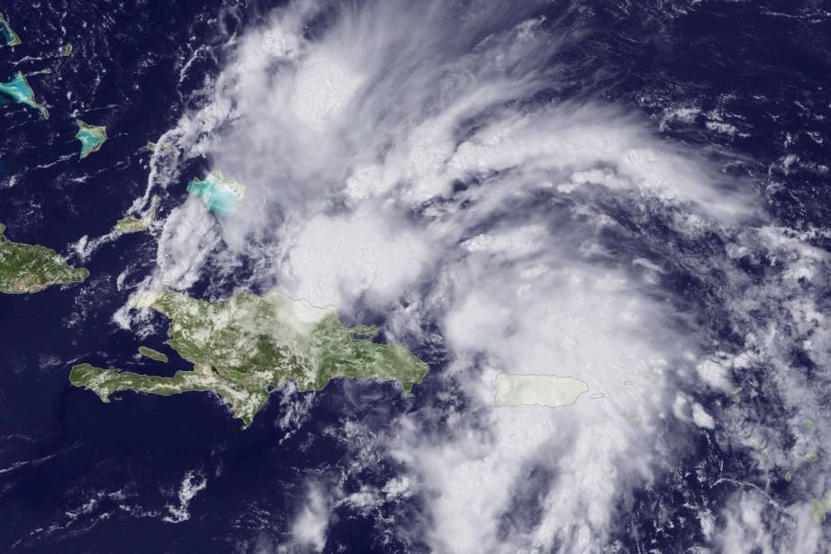 Porto Rico et les îles Vierges américaines se préparaient à des... (Photo AFP)