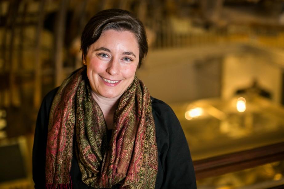 Katie Hinde, une scientifique de Harvard qui a... (PHOTO KRYSTYN ULANDAY, COLLABORATION SPÉCIALE)