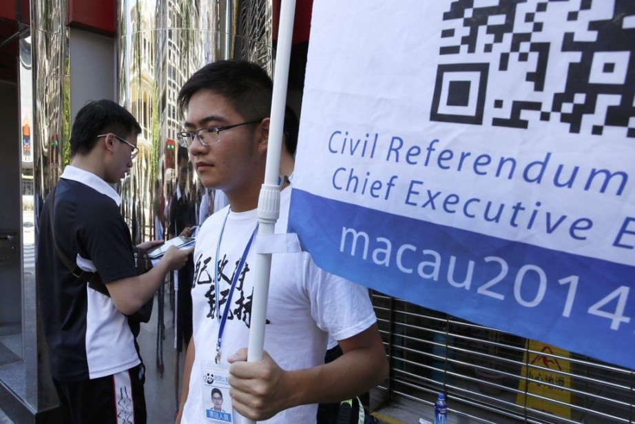 Les électeurs sont notamment invités à se prononcer... (PHOTO VINCENT YU, AP)