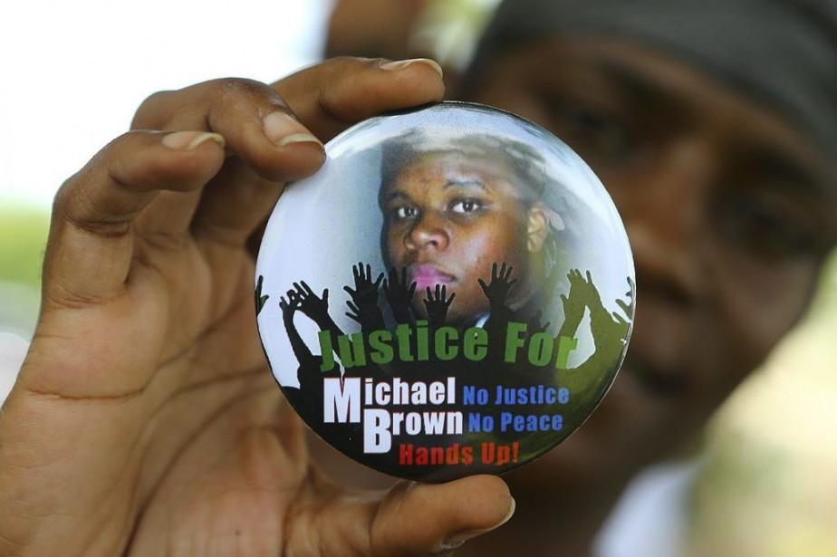Les funérailles de Michael Brown auront lieu lundi,... (PHOTO CURTIS COMPTON, AP)