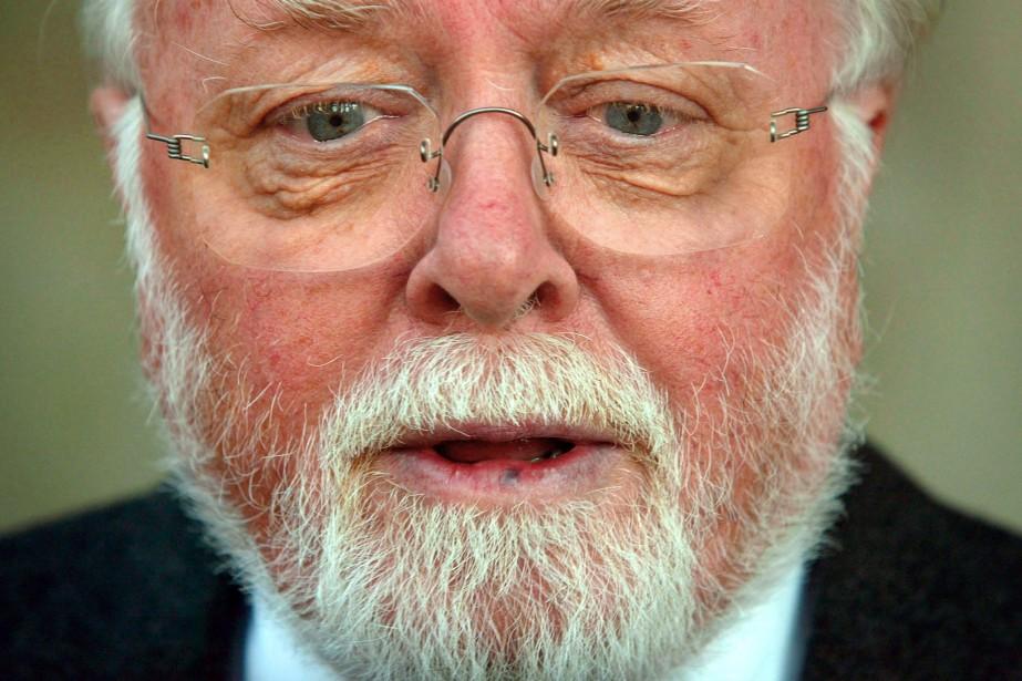 Richard Attenborough... (Photo DAN CHUNG, Reuters)