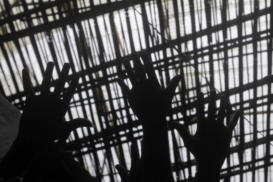 Quatre détenus ont été tués, dont deux par... (Photo Ricardo Moraes, Reuters)