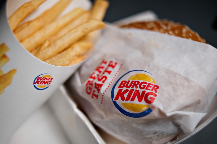 Burger King est en discussion en vue d'acheter... (Photo Daniel Acker, Bloomberg)