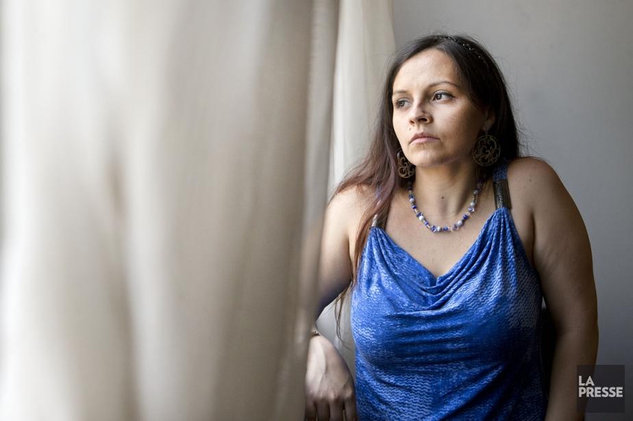 Sheila Sedinger Ayala... (PHOTO ROBERT SKINNER, LA PRESSE)
