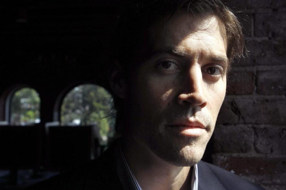 La mort du journaliste américain James Foley, retenu... (Photo: archives AP)